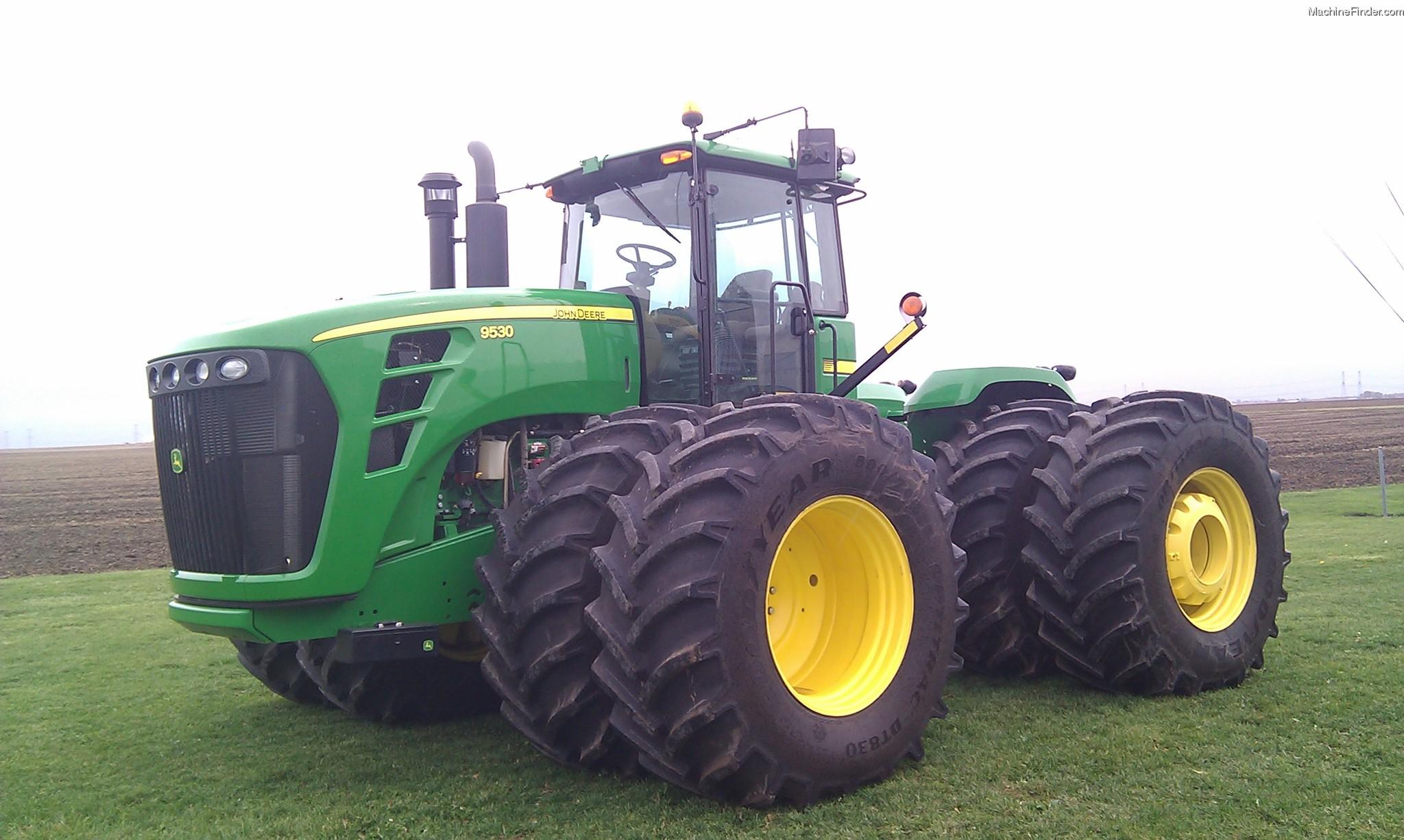 2011 John Deere 9530 Tractors Articulated 4wd John