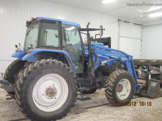 2001 New Holland TM115