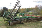 "1991 John Deere 630 20'9"" Folding Harrow"