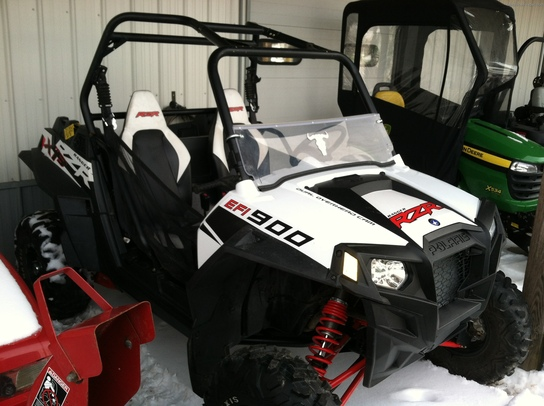 2011 Polaris XP900