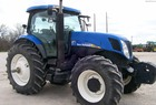 2008 New Holland T6070