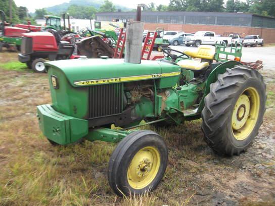 1972 John Deere 820 Tractors - Utility  40-100hp