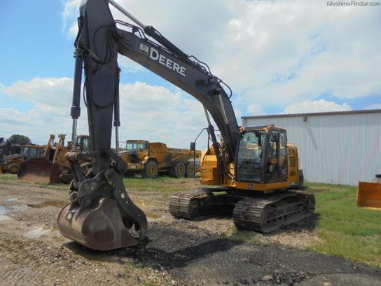 John Deere 245 Excavator Specs : John deere glc excavators machinefinder