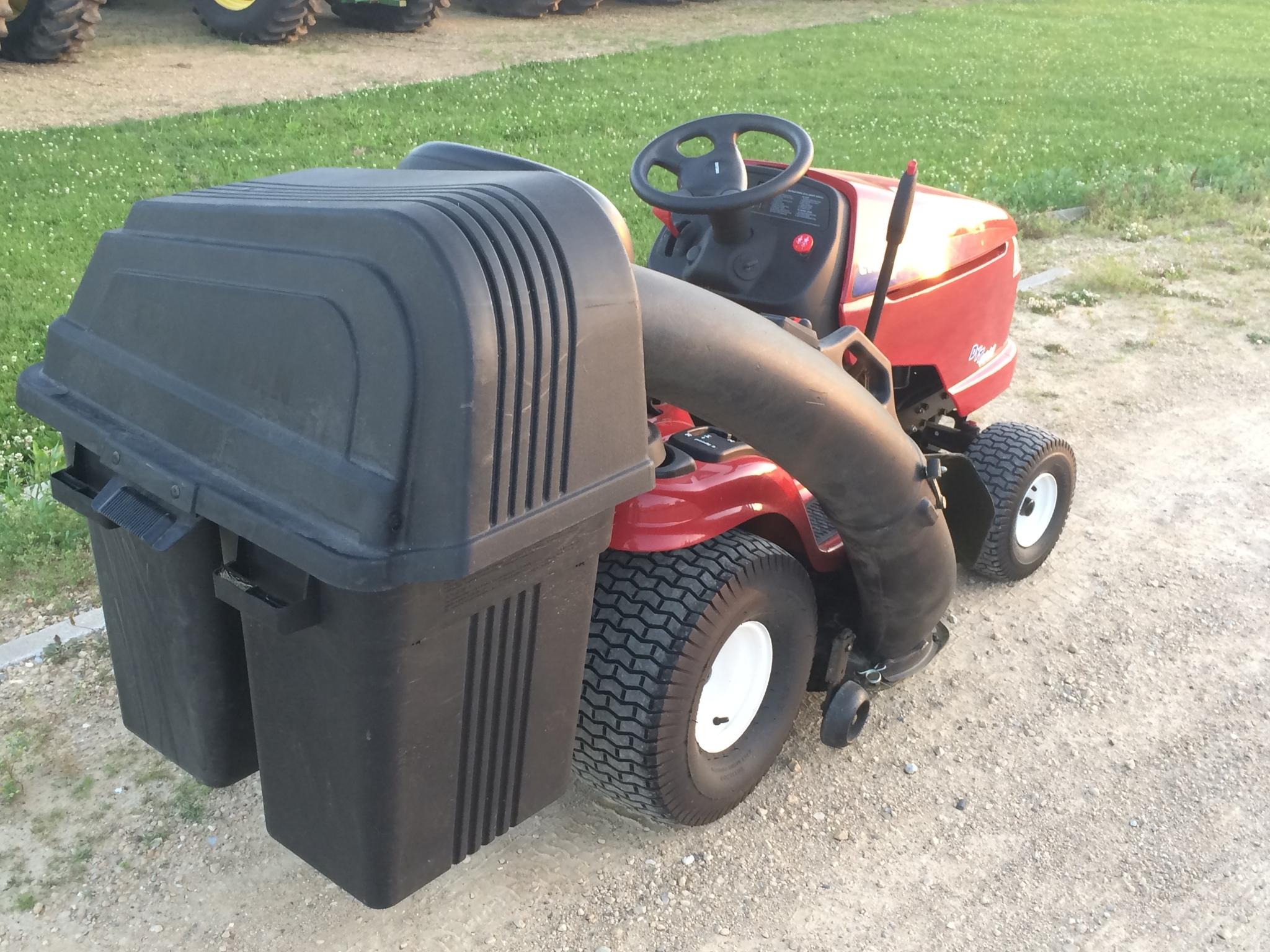 Craftsman Dyt 4000 Grass Catcher : Craftsman dyt lawn garden tractors for sale