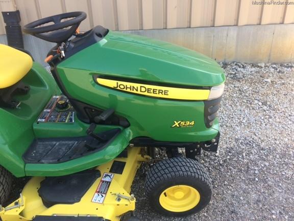 John Deere X534