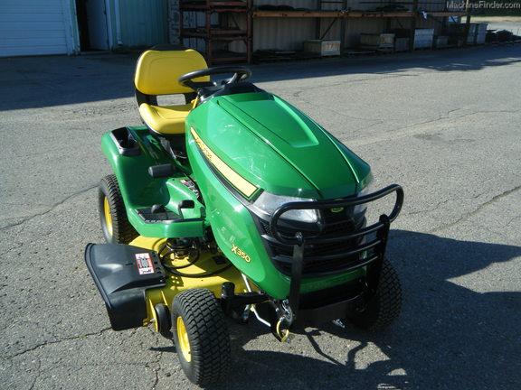 2016 John Deere X350 - Lawn & Garden Tractors - John Deere ...