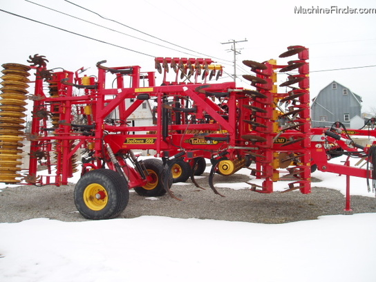 2011 Väderstad Top Down 500
