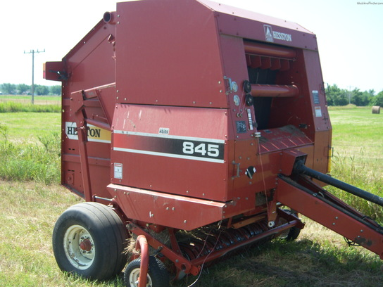 Hesston 5510 Hay baler Manual
