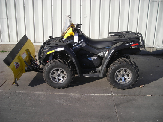 2009 Can-Am Outlander 650