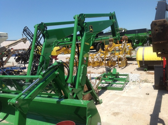 2013 John Deere H480 LOADER SELF LEVELING