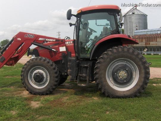 2008 case ih puma 140 tractors row crop 100hp john. Black Bedroom Furniture Sets. Home Design Ideas