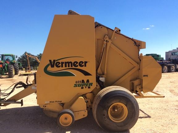 2009 Vermeer 605sm