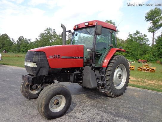 Case Tractor Mx110 : Case ih mx tractors row crop hp john deere