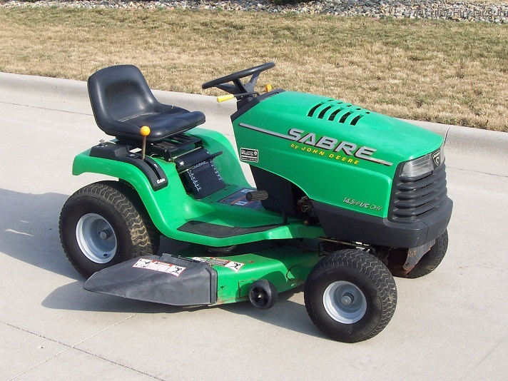 Wiring Diagram For Sabre Lawn Tractor : Diagram john deere mower deck l get free image about