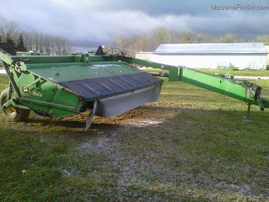 585 Hay Rake Parts : John deere hay equipment mower conditioners