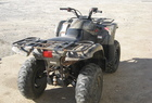 2002 Yamaha 660 GRIZZLY