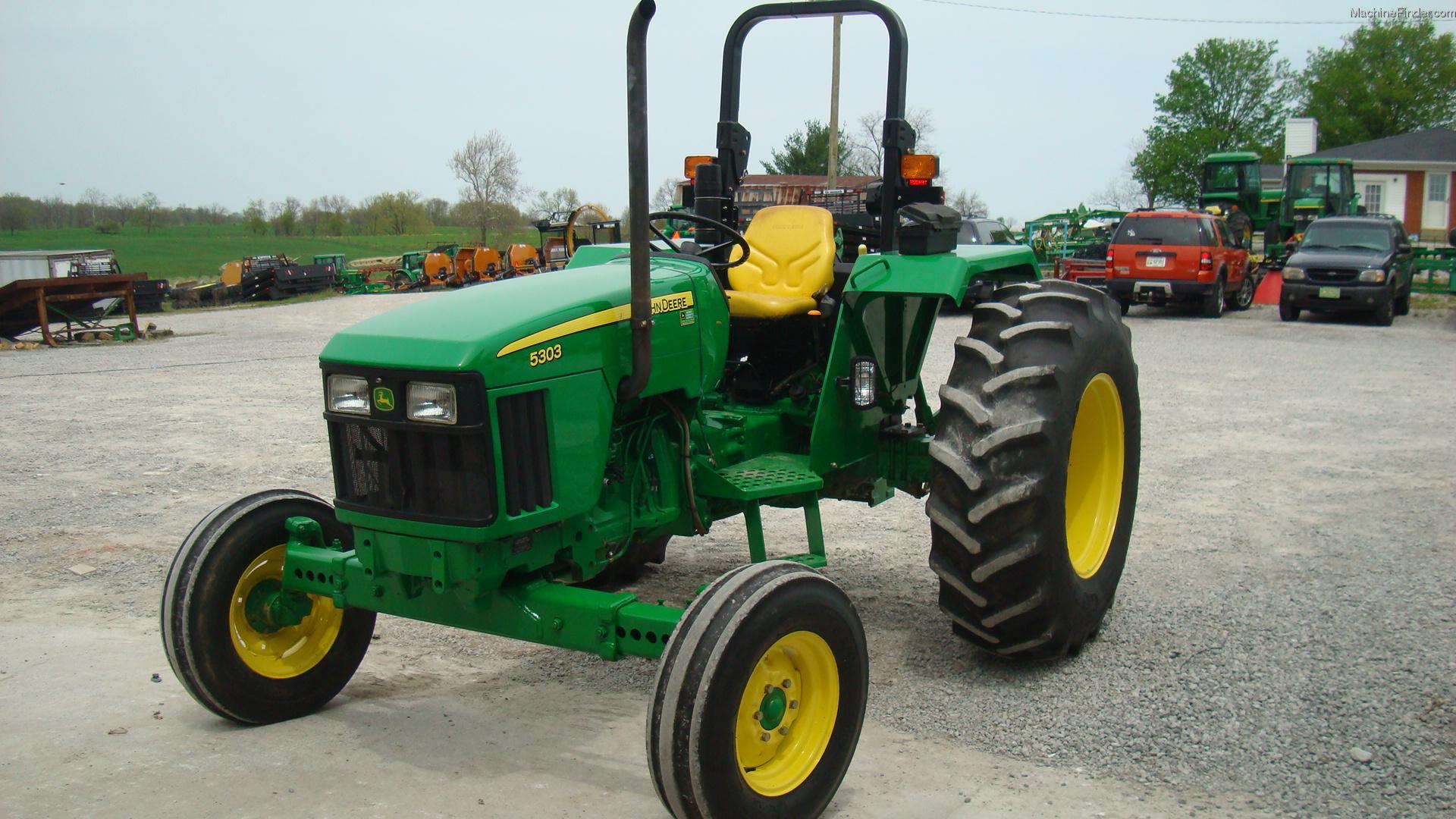 2008 John Deere 5303 Tractors - Utility (40-100hp)
