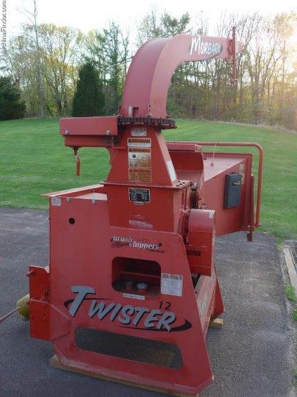 Morbark Twister 12 PTO