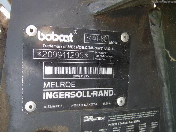 Melroe 3440