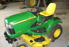 2007 John Deere X720 Ultimate