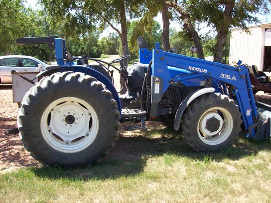 2002 New Holland TN-70S