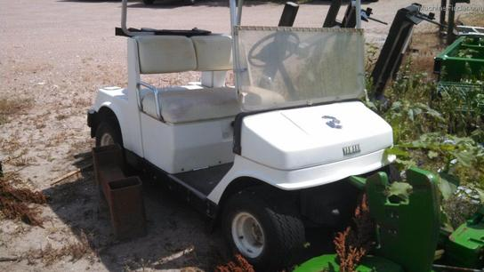 1991 Yamaha GOLF