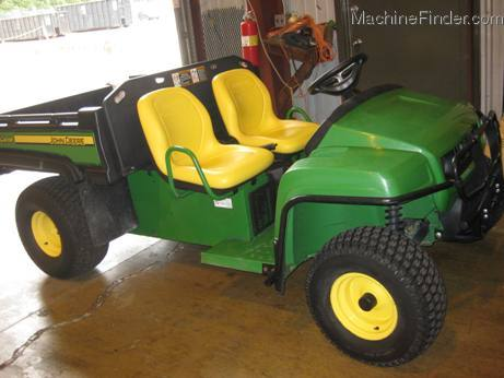 2009 John Deere ELECTRIC TE145