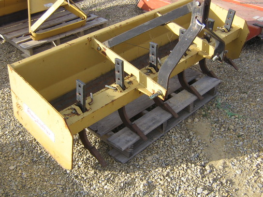 "King Kutter 72"" BOX BLADE"