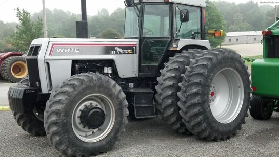 195 White Tractor : White tractors row crop hp john deere