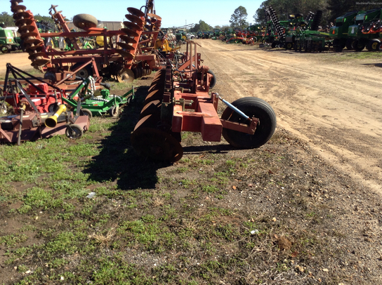 Other 8row stalk puller