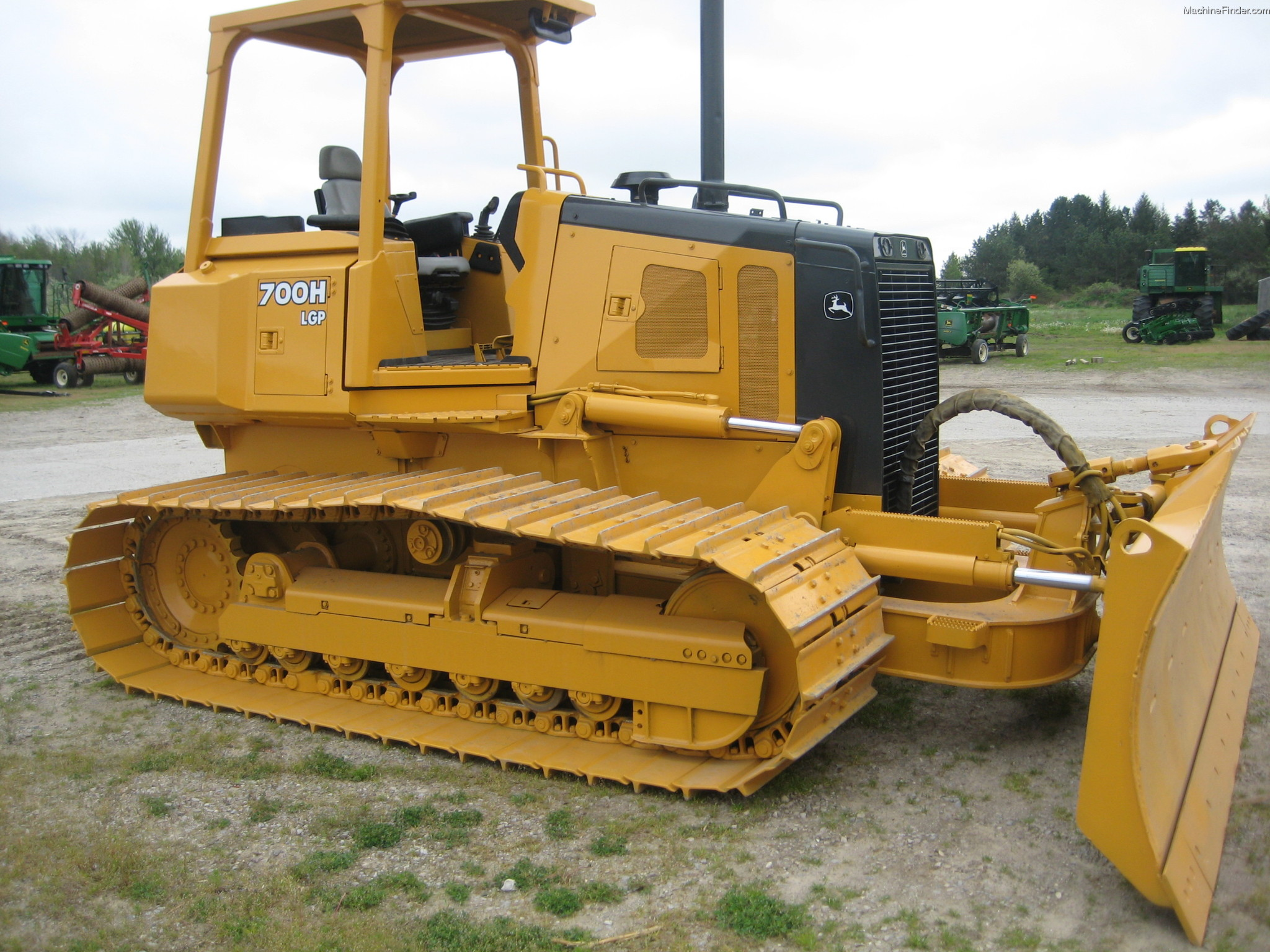 John Deere Bulldozer Price Used http://www.machinefinder.com/ww/en-US/machine/2082822
