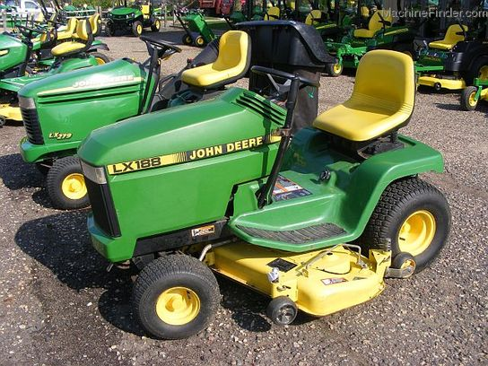 John Deere Lx188 Mower Deck Parts : Used farm agricultural equipment john deere machinefinder