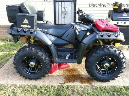 2009 Polaris 850XP