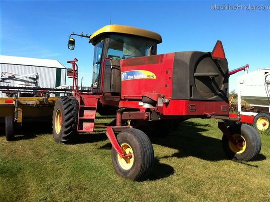 2008 New Holland H8040