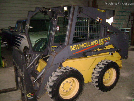 2000 New Holland LS170