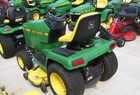 "1991 John Deere 265 L&G tractor with 46"" cut, 17hp, hydro"