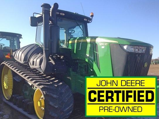 John Deere 9510RT