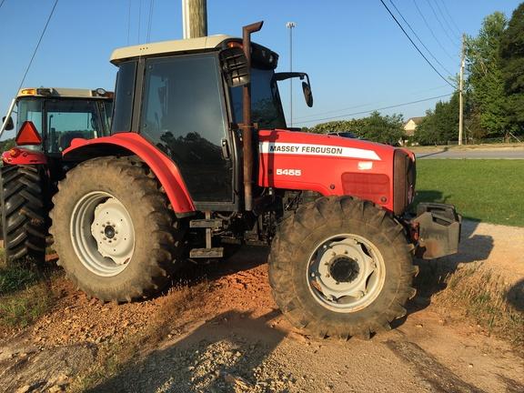 2008 Massey - Ferguson 5455