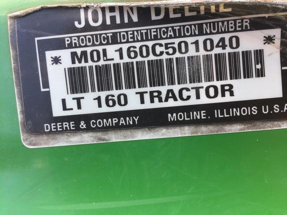 John Deere LT160