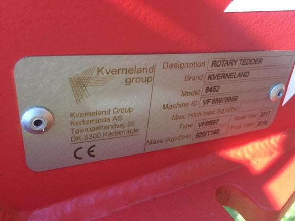Kverneland 8542