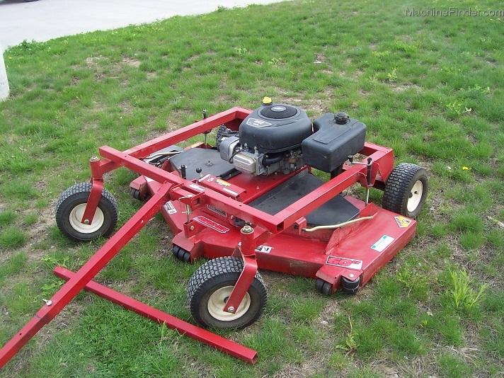 swisher mower and machine co