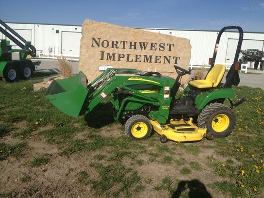 2006 John Deere 2305 Tractors Compact 1 40hp John