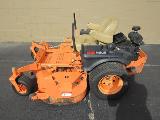 2004 Scag Wildcat Lawn Amp Garden And Commercial Mowing