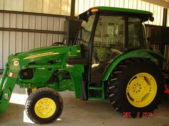 2010 John Deere 5065M