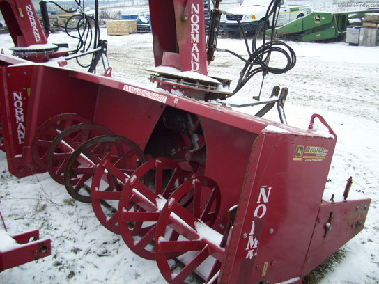 2008 Other Souffleur / snowblower Normand N98-310