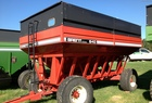 Brent 640 Grain Wagon