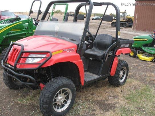 2007 Arctic Cat XT660