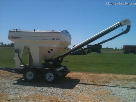 2010 Friesen BTW-240 Seed Tender