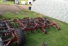 2010 Seed Hawk 66 ft Tool and 600 Cart