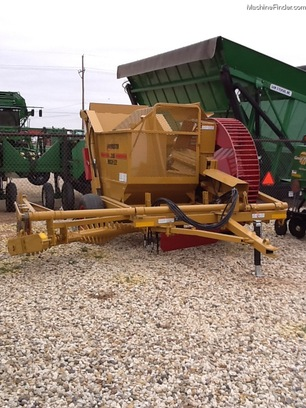 2012 Haybuster 3106 ROCK PICKER